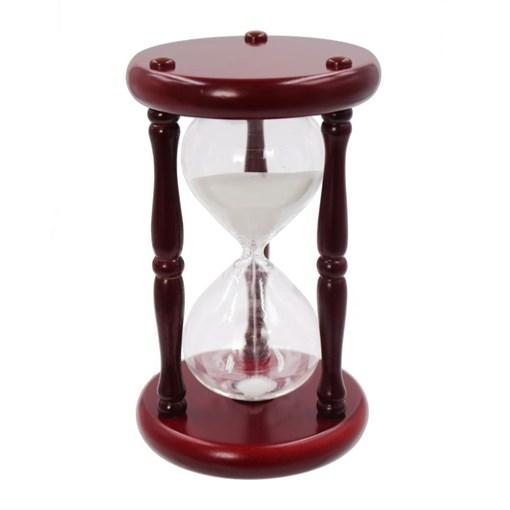 Часы песочные (32 мин), L15 W15 H24 см - фото 203381