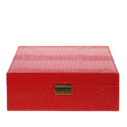 Шкатулка для украшений и часов, L26W26H9 см - фото 204614
