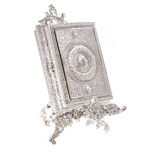 Шкатулка для Корана (с подставкой), L17/15  W22/20,4 H31/5,5 см 726400 - фото 205073
