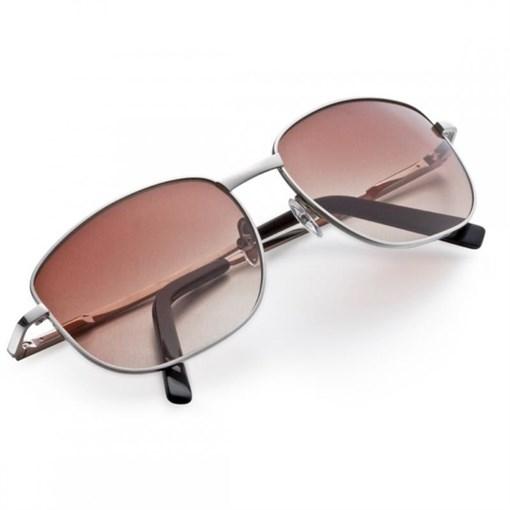 """Очки солнечные """"Адмиральские"""", стекла с переменной плотностью защиты, в  кожаном футляре - фото 251324"""