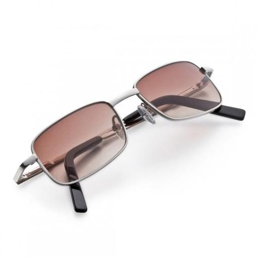Очки солнцезащитные компактные, стекла с переменной плотностью защиты - фото 251328