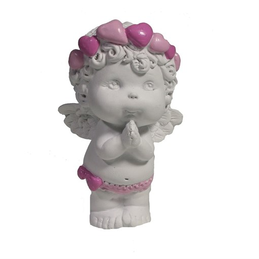 Изделие декоративное Ангел L5W6H9см - фото 252298