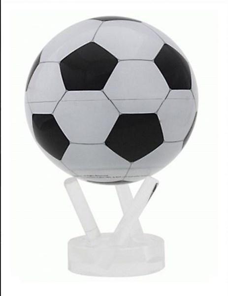 Глобус самовращающийся MOVA GLOBE d12 см ФУТБОЛЬНЫЙ МЯЧ - фото 259407