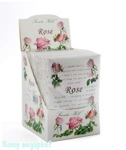 """Аромасаше в дисплее """"Роза"""", 17х12 см (1 пакетик) - фото 41802"""