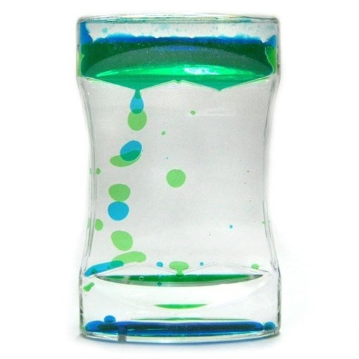 Антистресс гелевый, h=14 см, зеленый - фото 41836