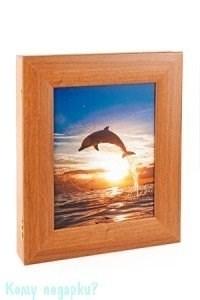 """Ключница настенная """"Дельфин"""" на 9 ключей, 30х35 см - фото 42357"""