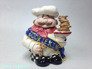 Банка для печенья «Повар» - фото 42450