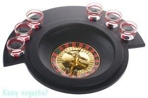 Игра «Пьяная рулетка», d=28 см - фото 42536