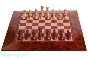 Игра «Шахматы», 19x19 см - фото 42632