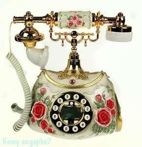 Телефон «Романтика», 25х14х27 см - фото 42634