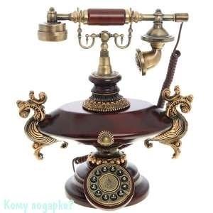 Ретро-телефон, 32х23х36 см - фото 42635