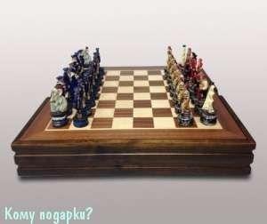 Шахматы «Пираты Карибского моря» - фото 42642