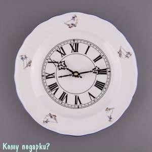 "Часы настенные ""Гуси"", d=24 см - фото 42999"