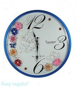 Часы настенные «Весна», h=48 см - фото 43000