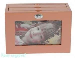 Архивный фотоальбом «MORETTO», 48 фото, 20x9x15 см, 003 - фото 43231