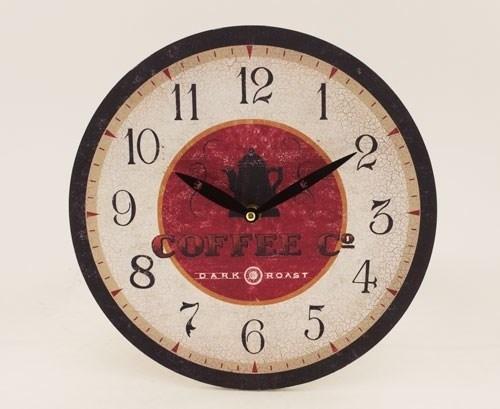 Настенные часы для кухни - фото 43287