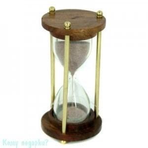 Песочные часы на 3 минуты - фото 43313