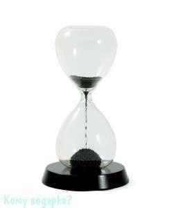 Часы песочные магнитные на 20 секунд, 13 см - фото 43316