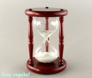 Часы песочные (20 мин), h=19 см - фото 43322