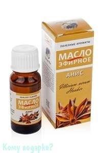 Анис 10 мл 100% эфирное масло Флория Мед - фото 43368