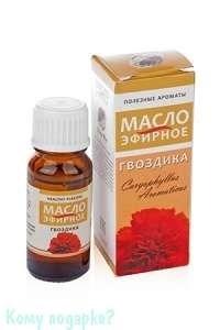 Гвоздика 10 мл 100% эфирное масло Флория Мед - фото 43370