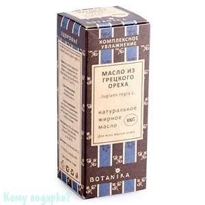 Грецкого ореха 100% жирное масло 30 мл - фото 43399