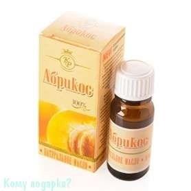 Абрикос, косметическое жирное масло Крымская роза, 10 гр - фото 43420