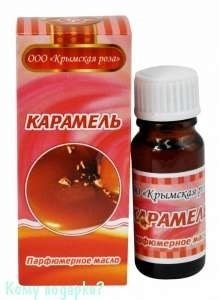 Карамель, парфюмерное масло, 10 мл - фото 43451
