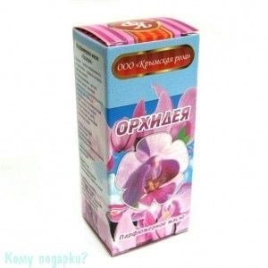 """Масло парфюмерное """"Орхидея"""" - фото 43469"""