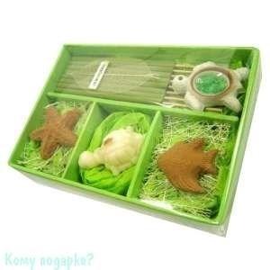 Набор ароматический, зеленый, 13,5х10х3,5 см - фото 43526