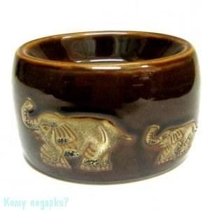 "Аромалампа ""Слоны"" - фото 43701"