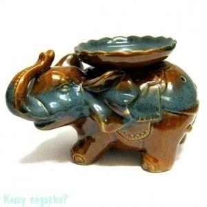 """Аромалампа """"Слон"""" - фото 43751"""
