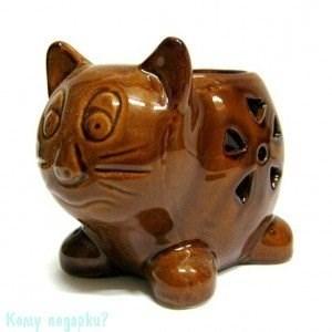 "Аромалампа ""Кот"" - фото 43768"