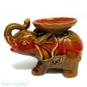 """Аромалампа """"Слон"""" - фото 43801"""