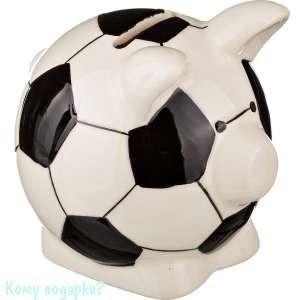 Копилка «Мяч», 9х8х8 см - фото 43963