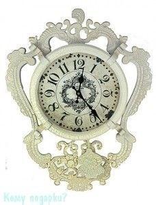 Часы настенные, 60x46x8 см - фото 44263