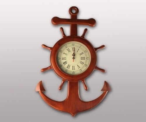 Часы настенные, 72х47 см - фото 44265