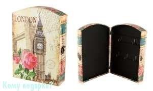 Ключница «London», 7x20x29 см - фото 44279