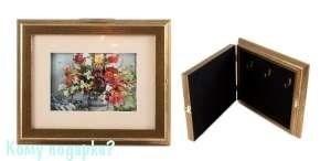 Коллаж-ключница «Букет 3D», 29x24x5 см - фото 44808