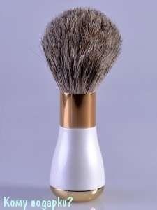 """Помазок для бритья """"WPearl&Gold (Gillette Mach-3)"""" - фото 47500"""