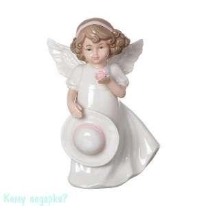 Фигурка «Девочка-ангел признаний в любви», 10,5x10x18 см - фото 48603