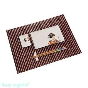 Набор для суши на 1 персону, 5 предметов, 31-210 - фото 49628