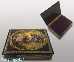 """Шкатулка для ювелирных изделий """"Белоснежка"""", 17x12x6 см - фото 49927"""