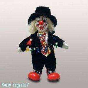 Фигурка «Клоун в красных ботинках», h=16 см - фото 50658