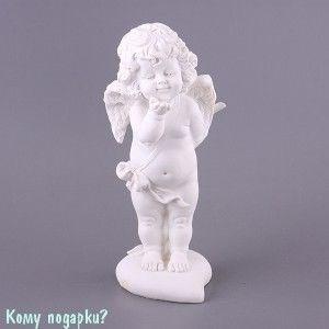 Фигурка «Ангелочек», коллекция «amore», h=27 см - фото 50855