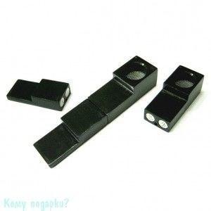 Трубка курительная-трансформер на магнитах, 7,5 см - фото 52722