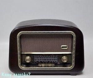 Радио, 44х31х21 см - фото 53307