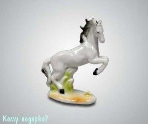 """Статуэтка """"Лошадь"""", 11 см - фото 53312"""