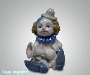 Статуэтка «Клоун», 9,5 см - фото 53317