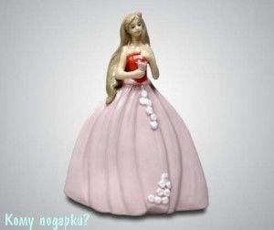 Статуэтка «Девушка», 15 см - фото 53329